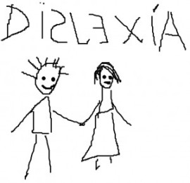 Resultado de imagen de dislexia